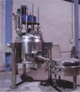 Agitated Nutsche Filter / Dryer